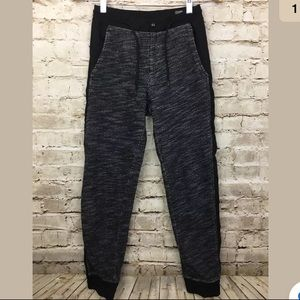 T by Alexander Wang crop Joggers